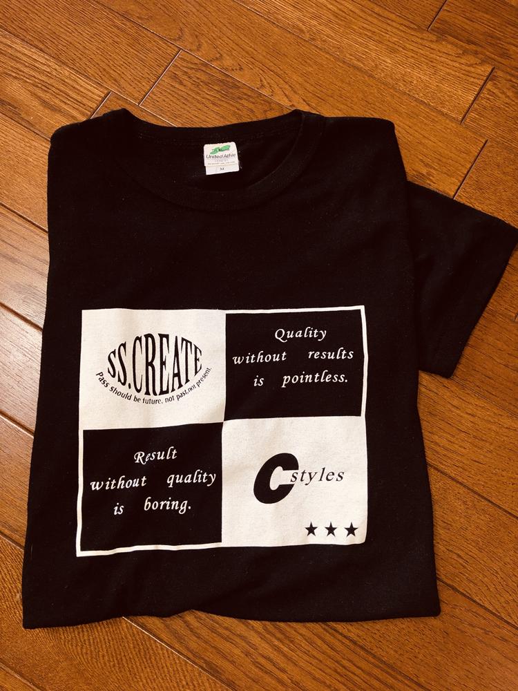 Cstyles Square シリーズ(黒)